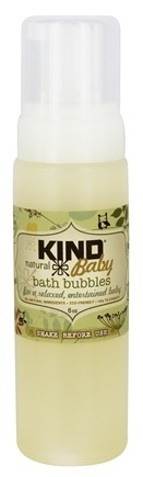 Kind Soap Co. - Baby Bath Bubbles - 6 oz.
