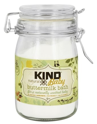 Kind Soap Co. - Baby Buttermilk Bath - 9 oz.