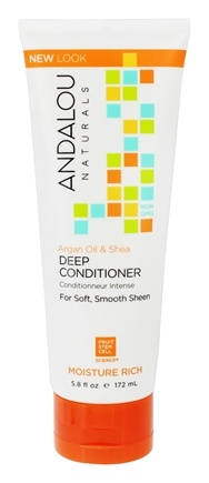 Andalou Naturals - Ultimate Moisture Deep Conditioner - 5.8 oz.