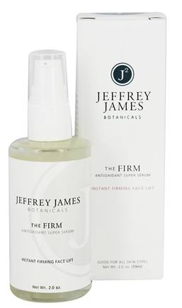Jeffrey James Botanicals - The Firm Antioxidant Super Serum - 2 oz.