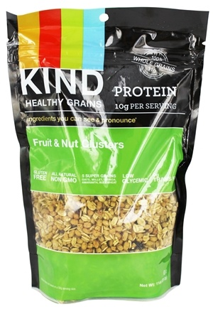Kind Bar - Healthy Grains Fruit & Nut Clusters - 11 oz.