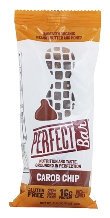 The Perfect Bar & Company - Perfect Foods Bar Carob Chip - 2.5 oz.