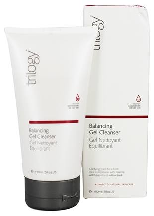 Trilogy - Balancing Gel Cleanser - 5 oz.