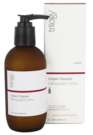 DROPPED: Trilogy - Cream Cleanser - 6.8 oz.