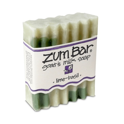 Indigo Wild - Zum Bar Goat's Milk Soap Lime-Basil - 3 oz.
