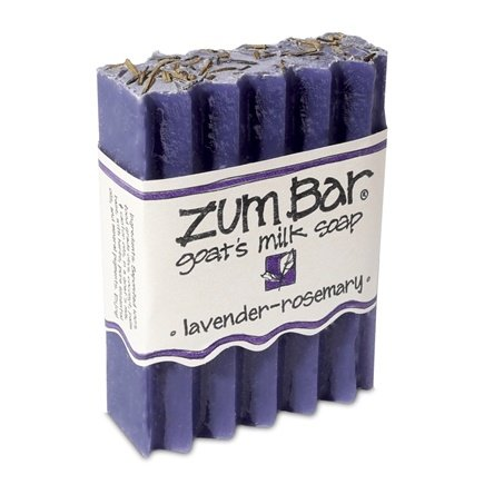 Indigo Wild - Zum Bar Goat's Milk Soap Lavender-Rosemary - 3 oz.