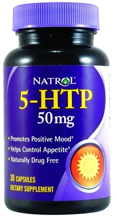 DROPPED: Natrol - 5-HTP 50 mg. - 30 Capsules CLEARANCE PRICED