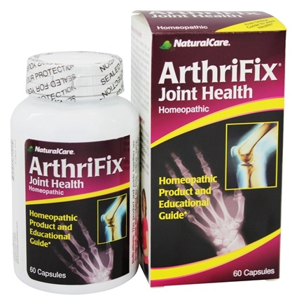 NaturalCare - UNPUBLISHED ArthriFix Joint Health - 60 Capsules