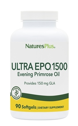 Nature's Plus - Ultra EPO 1500 mg. - 90 Softgels