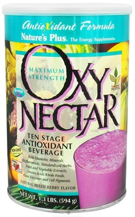 DROPPED: Nature's Plus - Oxy-Nectar - 1.3 lbs. CLEARANCE PRICED