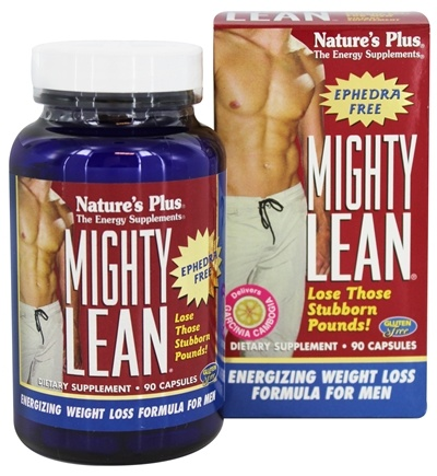 DROPPED: Nature's Plus - Mighty Lean - 90 Capsules
