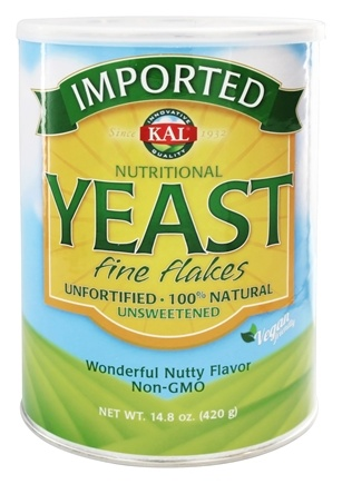 Kal - Imported Yeast Fine Flakes - 14.8 oz.