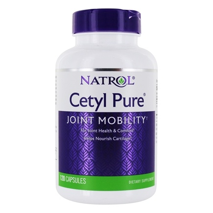 Natrol - CetylPure Joint Health - 120 Capsules