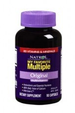 DROPPED: Natrol - My Favorite Multiple Original - 90 Capsules