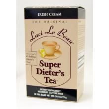 DROPPED: Laci Le Beau - Super Dieter's Tea Irish Cream Caffeine Free - 30 Tea Bags