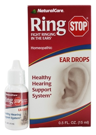 Ring stop ear drops by natural care