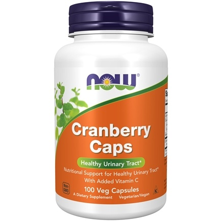 NOW Foods - Cranberry Caps - 100 Capsules