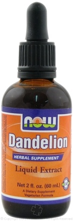 DROPPED: NOW Foods - Dandelion Root Extract - 2 oz.