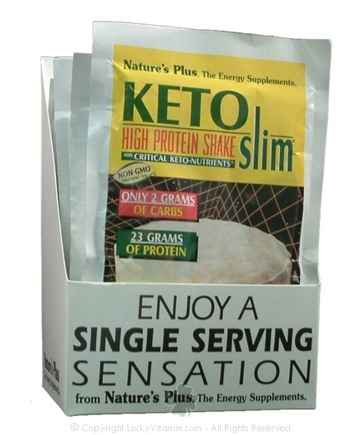 DROPPED: Nature's Plus - KETOSlim