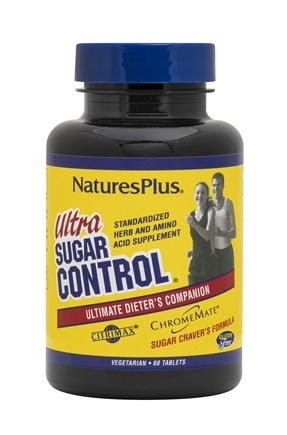 Nature's Plus - Ultra Sugar Control - 60 Tablets