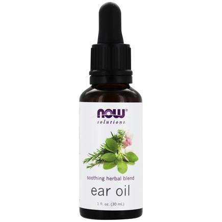 DROPPED: NOW Foods - Ear Oil Relief - 1 oz.