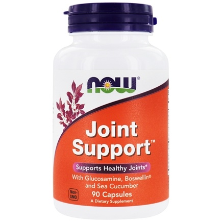 DROPPED: NOW Foods - Joint Support CLEARANCE PRICED - 90 Capsules