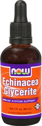 DROPPED: NOW Foods - Echinacea Glycerite - 2 oz.