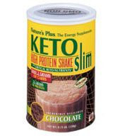 DROPPED: Nature's Plus - KETOslim - 0.73 lbs.