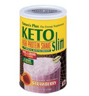 DROPPED: Nature's Plus - KETOSlim - 1.5 lbs.