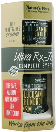 DROPPED: Nature's Plus - Rx Joint Complete System Kit CLEARANCE PRICED