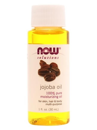 NOW Foods - Jojoba Oil Pure - 1 oz.