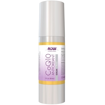 NOW Foods - CoQ10 Antioxidant Serum - 1 oz.