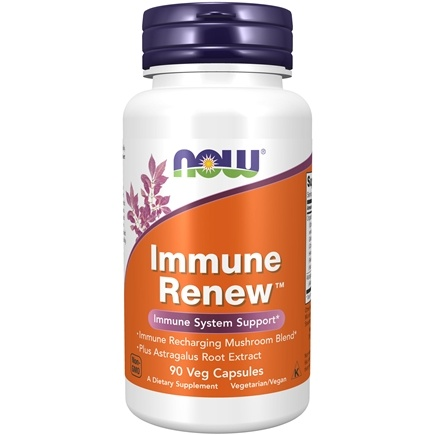 NOW Foods - Immune Renew - 90 Vegetarian Capsules