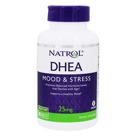 Natrol - DHEA 25 mg. - 300 Tablets