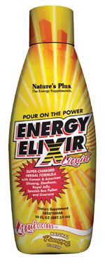 DROPPED: Nature's Plus - Liquilicious Energy Elixir Liquid - Energy Elixir Liquid - Pineapple Pineapple - 30 oz.