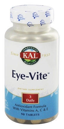 DROPPED: Kal - Eye-Vite - 90 Tablets