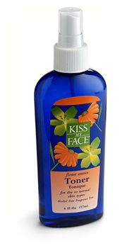 DROPPED: Kiss My Face - Flower Essence Toner - 6 oz.