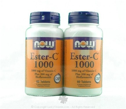 DROPPED: NOW Foods - Ester-C 1000 mg