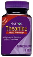 DROPPED: Natrol - Theanine - 60 Tablets