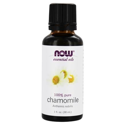 NOW Foods - Chamomile Oil Pure - 1 oz.