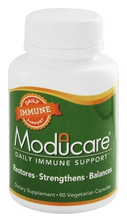 DROPPED: Kyolic - Moducare Daily Immune System Health - 90 Vegetarian Capsules