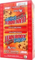 DROPPED: Labrada - Lean Body Cookie Bar Oatmeal Apple Cinnamon - 3.4 oz.