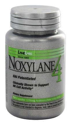 DROPPED: Lane Labs - Noxylane 4 250 mg. - 50 Capsules