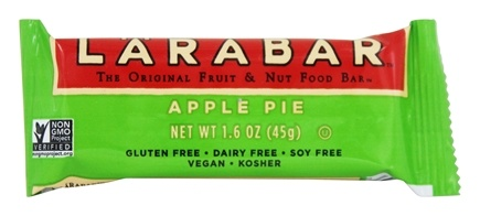 Larabar - Original Fruit & Nut Bar Apple Pie - 1.6 oz.
