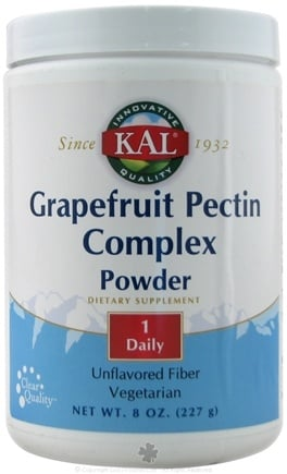DROPPED: Kal - Grapefruit Pectin Complex - 8 oz.