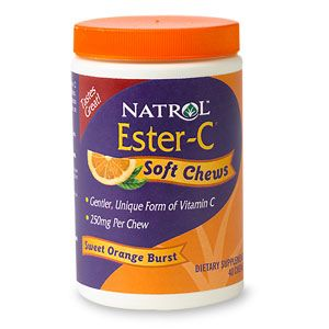 DROPPED: Natrol - Ester-C Chewables