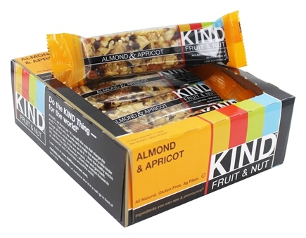 Kind Bar - Fruit and Nut Bar Almond & Apricot - 1.4 oz.