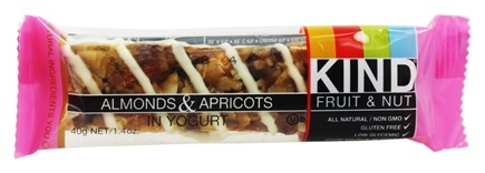 Kind Bar - Fruit and Nut Bar Almond & Apricot In Yogurt - 1.6 oz.