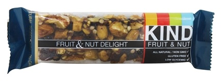 DROPPED: Kind Bar - Fruit & Nut Delight Bar - 1.4 oz.