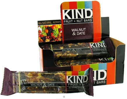 DROPPED: Kind Bar - Fruit and Nut Bar Walnut & Date - 1.4 oz.